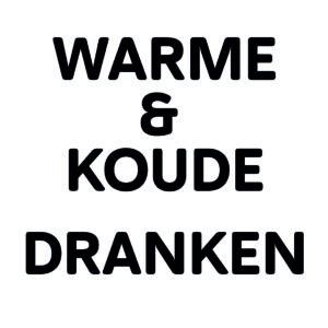 Warme/koude dranken